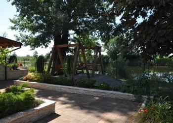 szczekarkowka, ogród