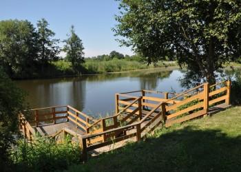 szczekarkowka, jezioro