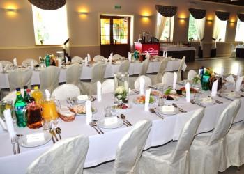stół catering, restauracja